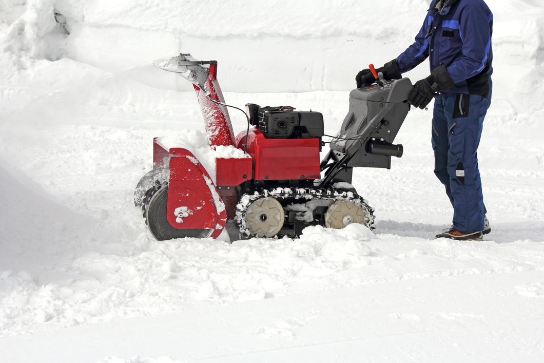 Make Clearing Your Driveway Easy